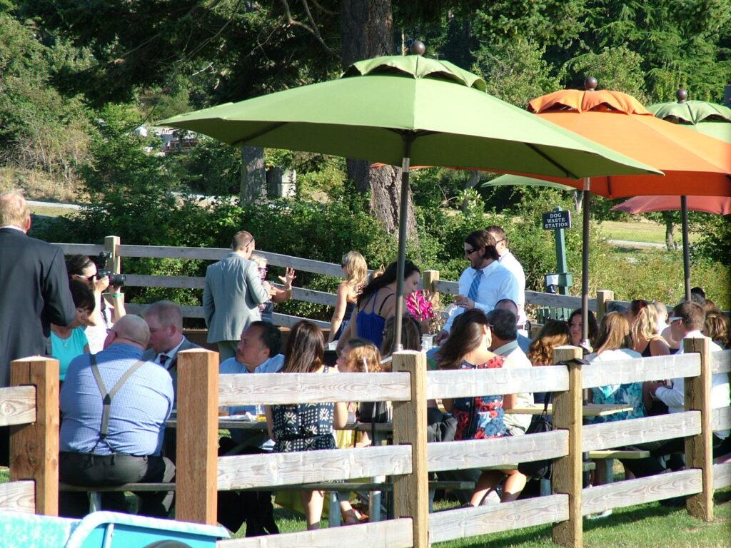 Lopez Island - event banquet services reunions