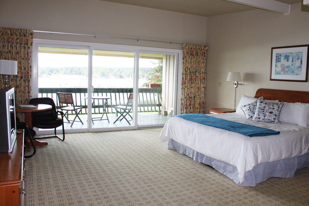 Lopez hotel - marina lodging