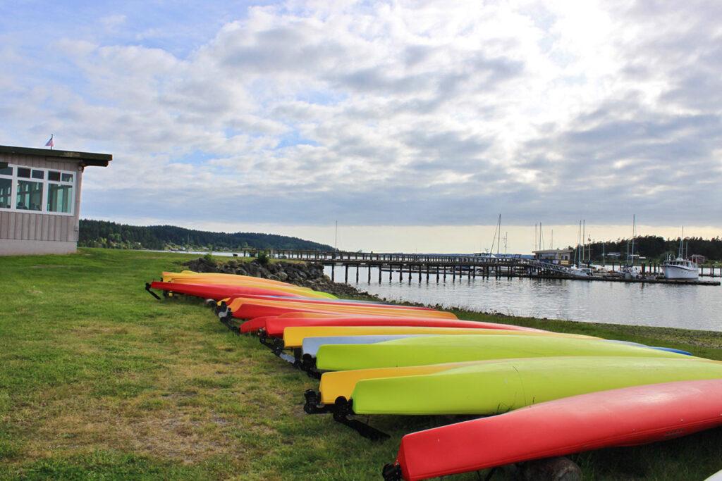 Lopez Islander Resort - kayaking