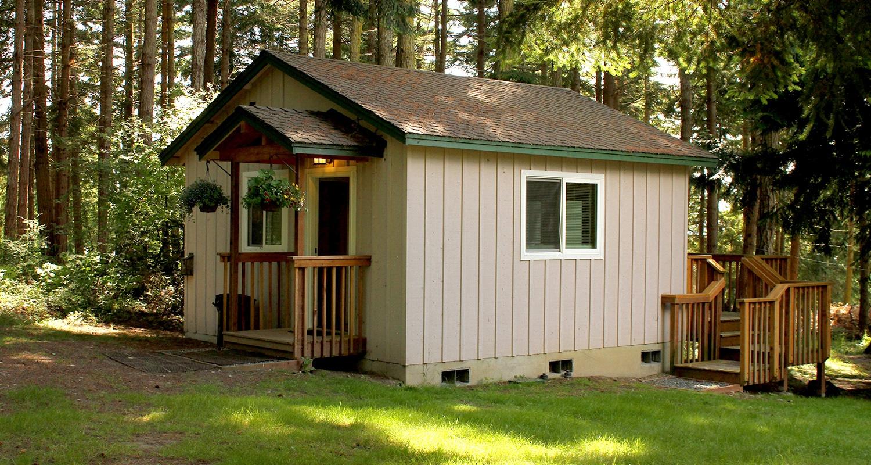 Best cabin getway on Lopez Island