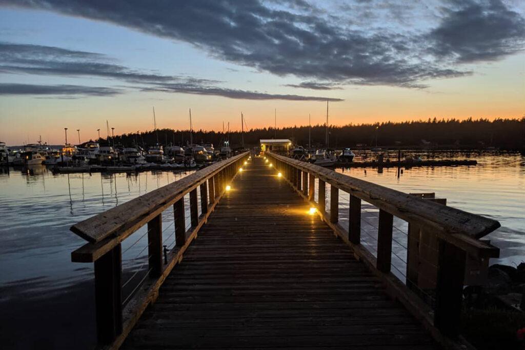 Lopez Iander Marina - romantic getaway