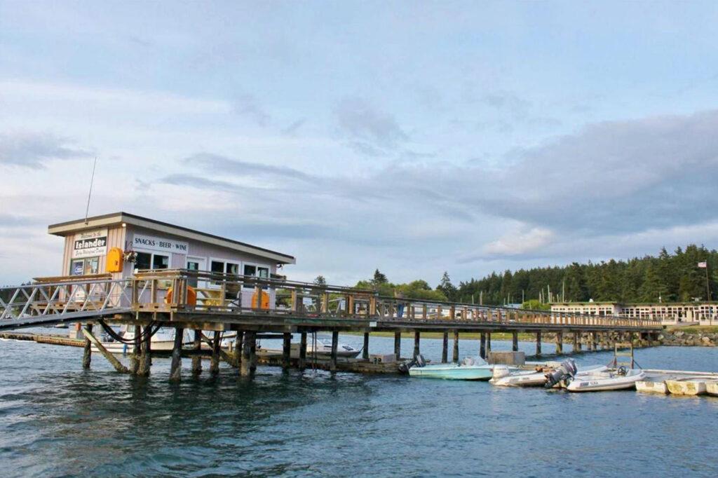 Lopez Islander Resort - 64 slip marina