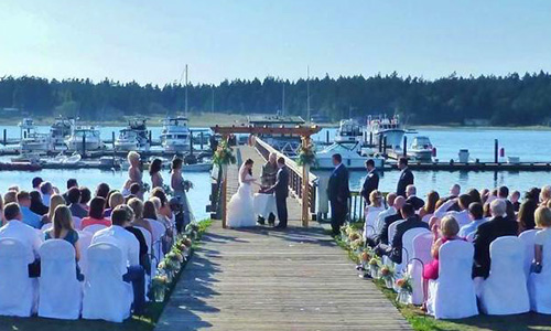 Lopez Island Hotel - Wedding Venue