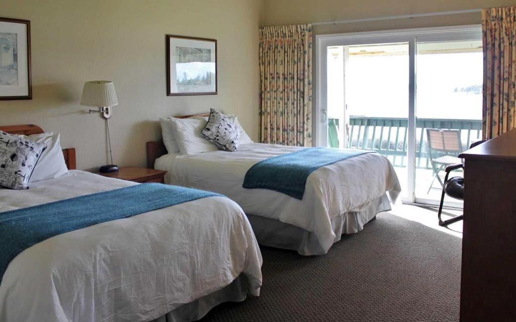 Lopez Island Hotel - Coho Queen Room