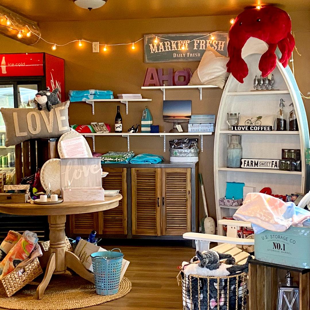 Lopez Islander Resort Gift shop